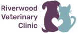 Vet In Alberta | Riverwood Veterinary Clinic Logo